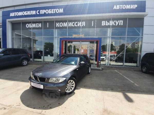 BMW 1-Series, 2007 год, 390 000 руб.