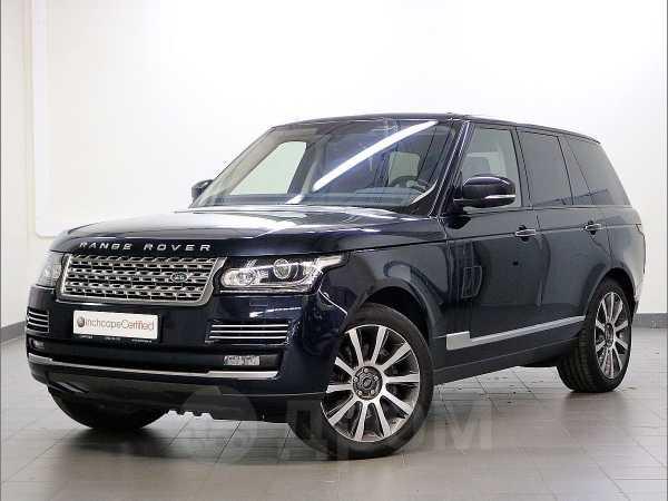 Land Rover Range Rover, 2015 год, 3 365 000 руб.