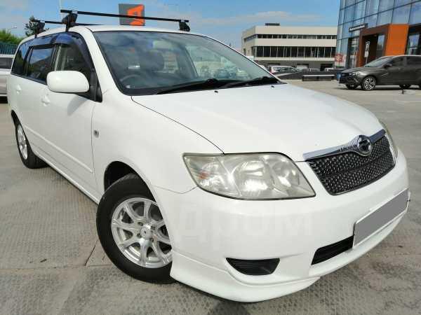 Toyota Corolla Fielder, 2005 год, 399 000 руб.