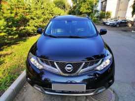 Омск Nissan Murano 2012