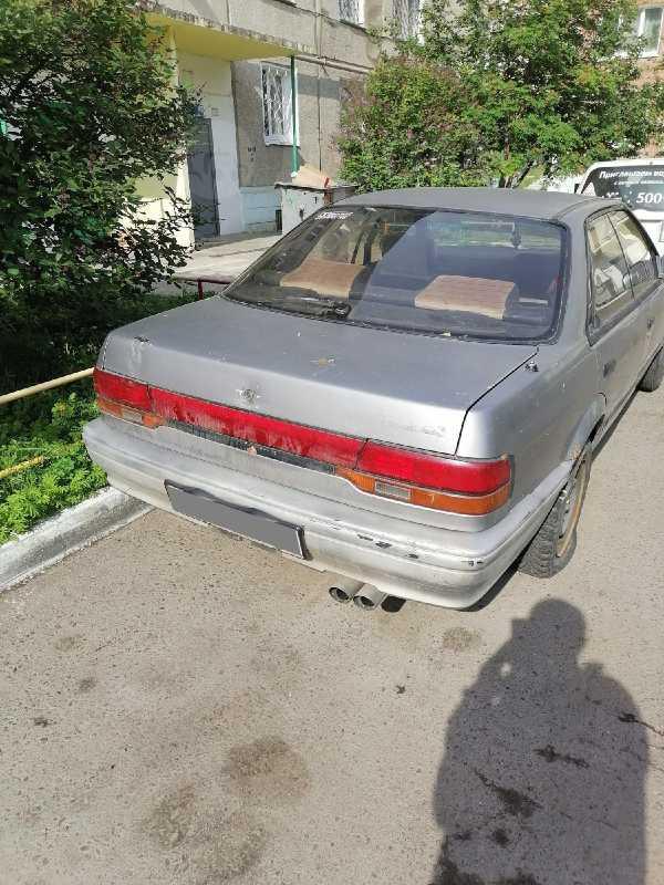 Nissan Bluebird, 1991 год, 47 000 руб.