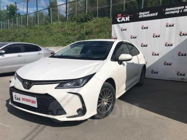 Toyota Corolla, 2019 год, 1 100 000 руб.