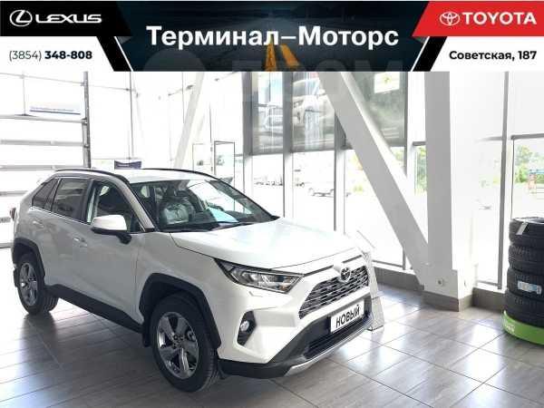 Toyota RAV4, 2020 год, 2 176 500 руб.