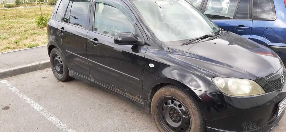 Mazda Demio, 2003 год, 130 000 руб.