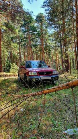 Барнаул Forester 1997