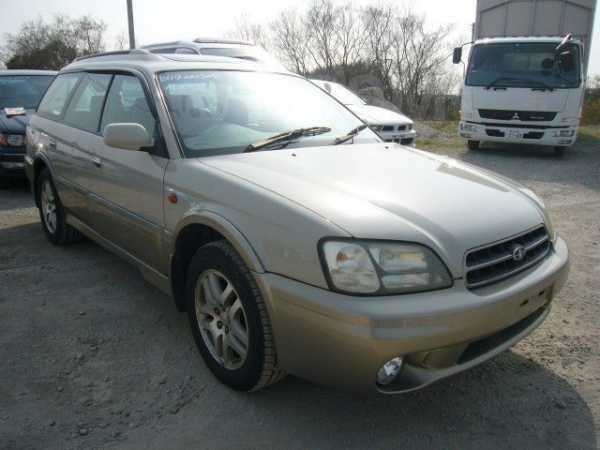 Subaru Legacy Lancaster, 2003 год, 520 000 руб.