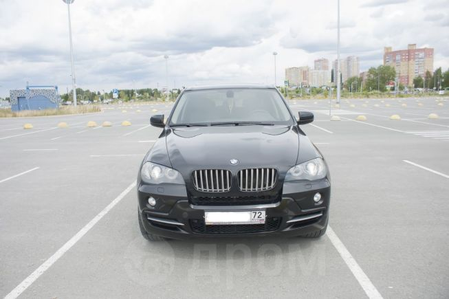 BMW X5, 2008 год, 600 000 руб.
