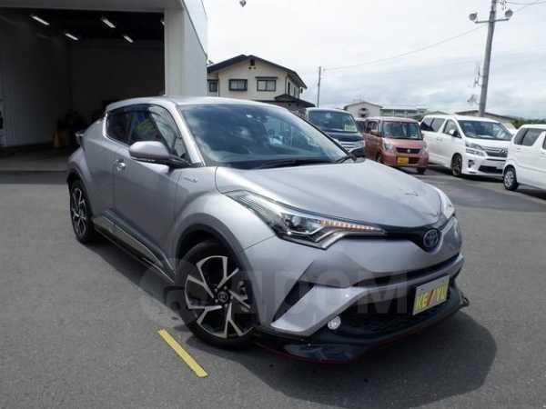 Toyota C-HR, 2017 год, 1 250 000 руб.