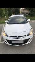 Opel Astra, 2014 год, 599 999 руб.