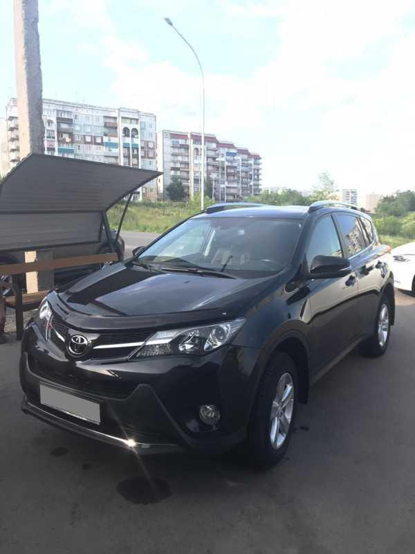 Toyota RAV4, 2013 год, 1 450 000 руб.