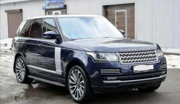 Мурманск Range Rover 2014