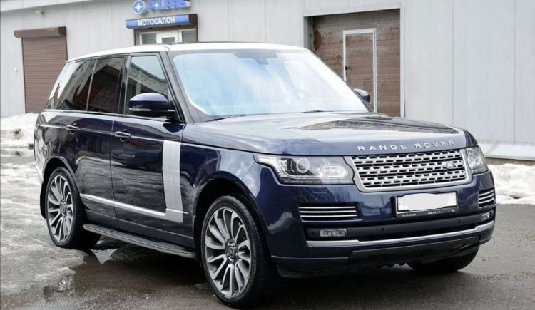 Land Rover Range Rover, 2014 год, 2 699 000 руб.