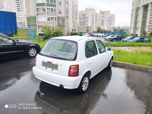 Nissan March, 2000 год, 121 000 руб.