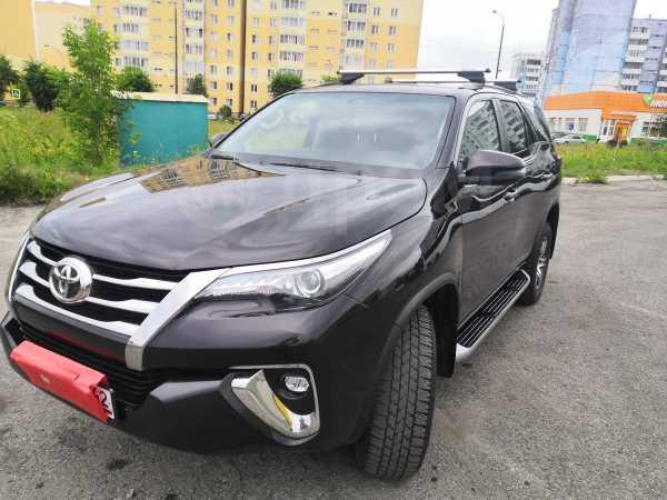 Toyota Fortuner, 2017 год, 2 050 000 руб.