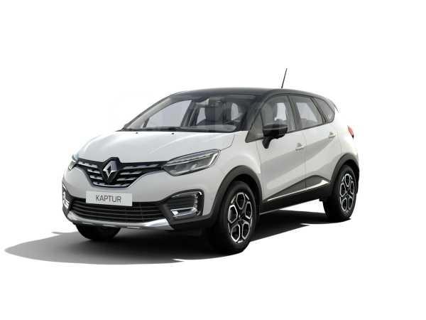 Renault Kaptur, 2020 год, 1 655 000 руб.