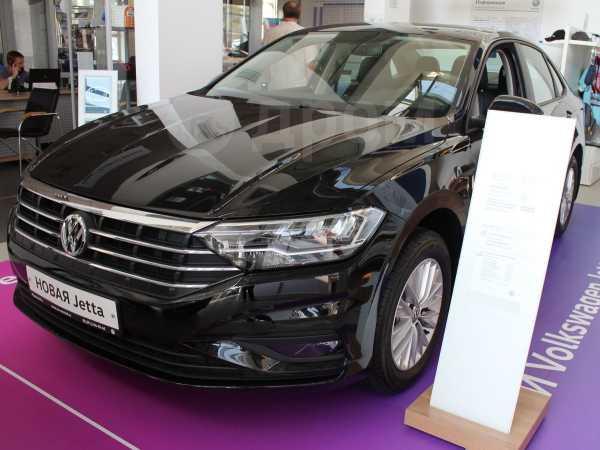 Volkswagen Jetta, 2020 год, 1 832 286 руб.