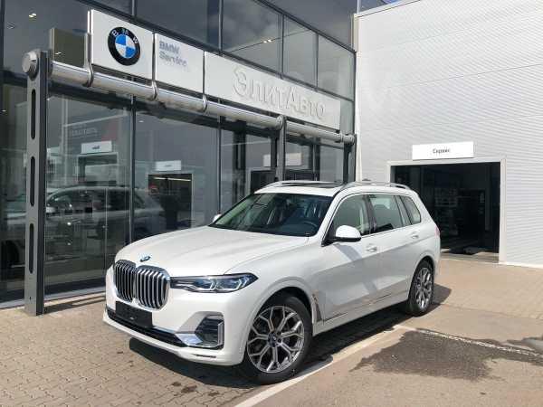 BMW X7, 2020 год, 7 380 000 руб.