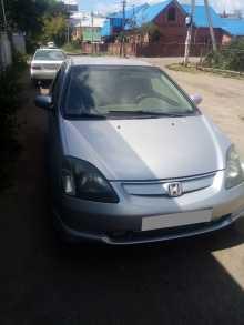 Челябинск Civic Type R 2001
