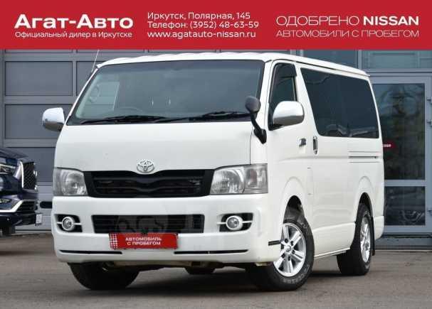 Toyota Regius Ace, 2010 год, 999 000 руб.