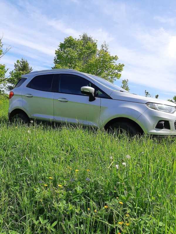 Ford EcoSport, 2015 год, 599 999 руб.