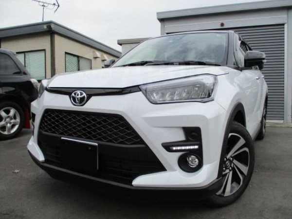 Toyota Raize, 2019 год, 1 275 000 руб.