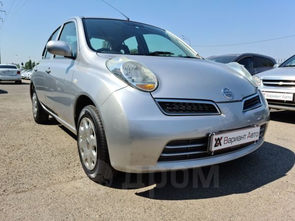 Nissan March, 2009 год, 297 000 руб.