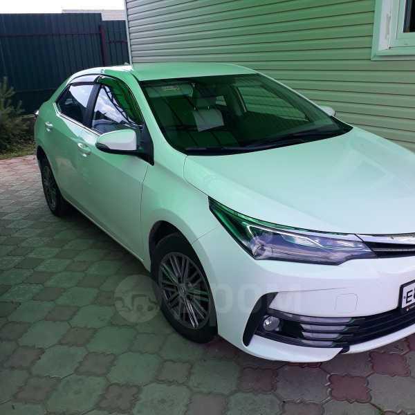 Toyota Corolla, 2018 год, 1 300 000 руб.