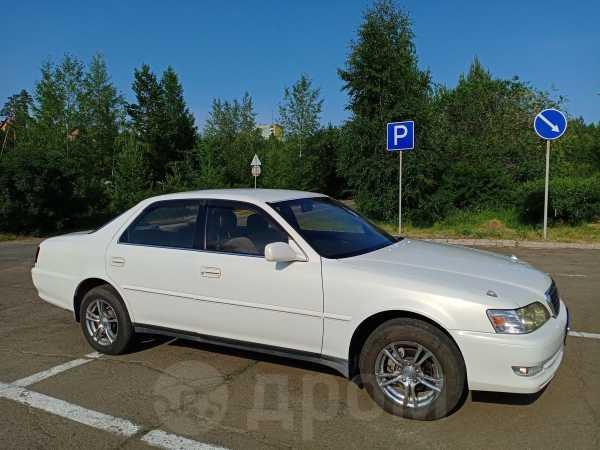 Toyota Cresta, 2001 год, 315 000 руб.