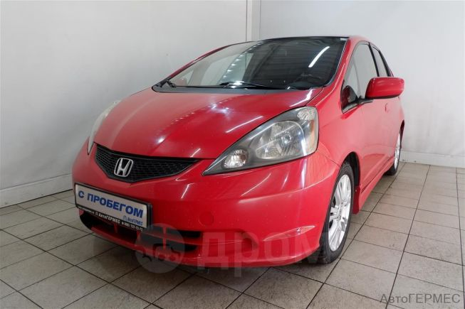 Honda Fit, 2010 год, 468 000 руб.