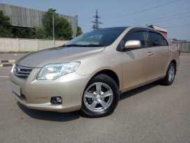 Биробиджан Corolla Axio 2010