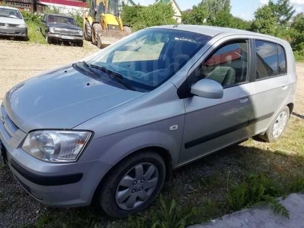 Hyundai Getz, 2005 год, 270 000 руб.