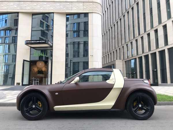 Smart Roadster, 2005 год, 500 000 руб.