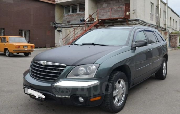Chrysler Pacifica, 2003 год, 299 000 руб.