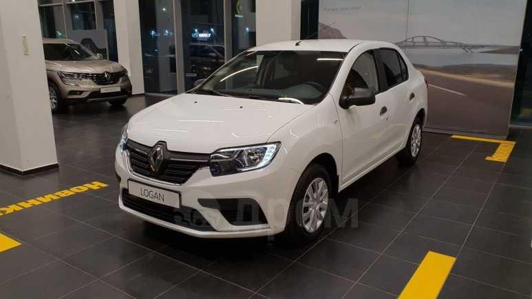 Renault Logan, 2020 год, 805 990 руб.