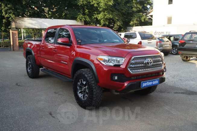 Toyota Tacoma, 2017 год, 3 200 000 руб.