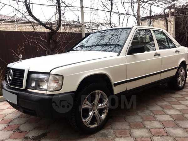 Mercedes-Benz C-Class, 1986 год, 125 000 руб.
