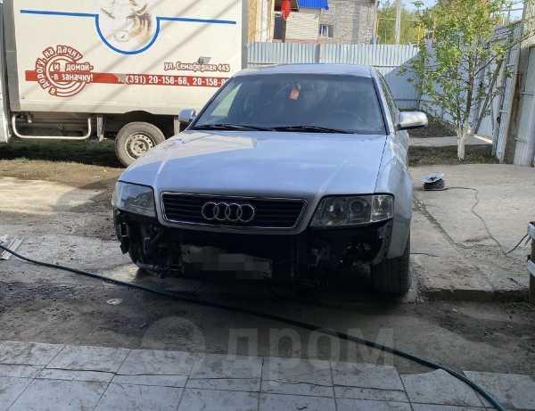 Audi A6, 2000 год, 160 000 руб.