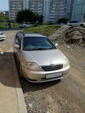 Владивосток Corolla 2000