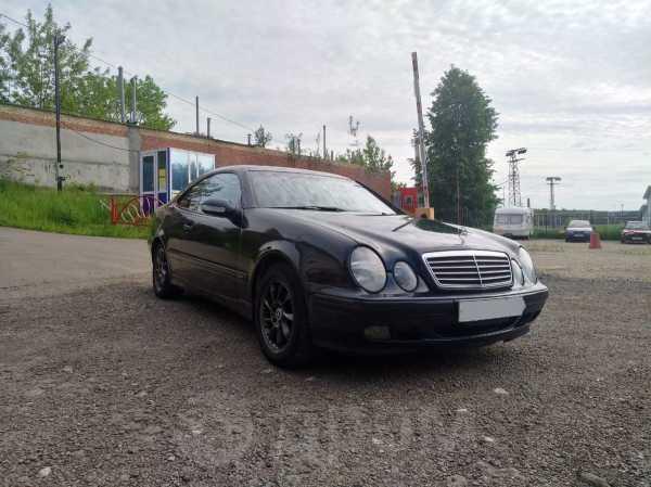 Mercedes-Benz CLK-Class, 1999 год, 253 000 руб.