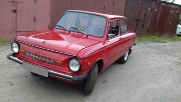 Тюмень Запорожец 1985