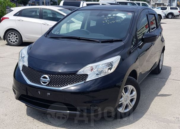 Nissan Note, 2016 год, 575 000 руб.