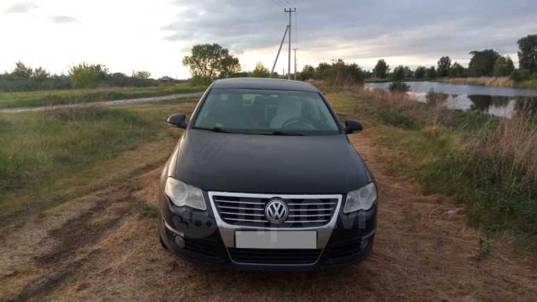 Volkswagen Passat, 2008 год, 499 999 руб.