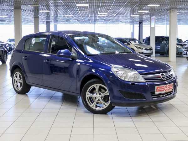 Opel Astra, 2010 год, 349 900 руб.