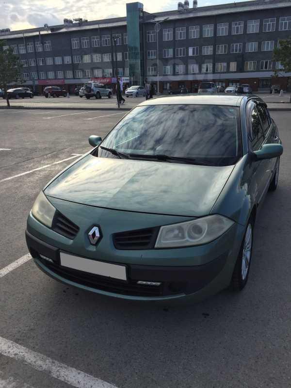 Renault Megane, 2006 год, 200 000 руб.