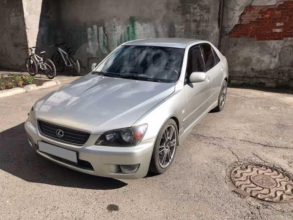 Lexus IS200, 1999 год, 450 000 руб.
