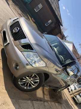 Киренск Nissan Patrol 2011