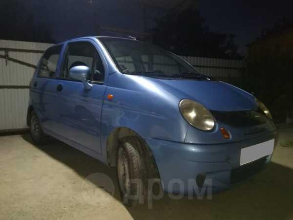 Daewoo Matiz, 2007 год, 118 000 руб.