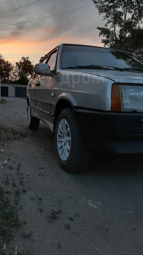 Лада 2109, 1997 год, 53 000 руб.
