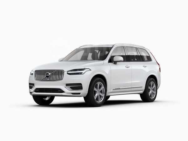 Volvo XC90, 2020 год, 5 813 700 руб.