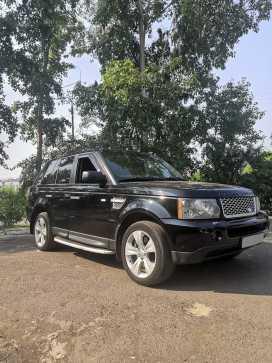 Братск Range Rover Sport